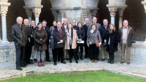 Foto grup presentació III Cicle