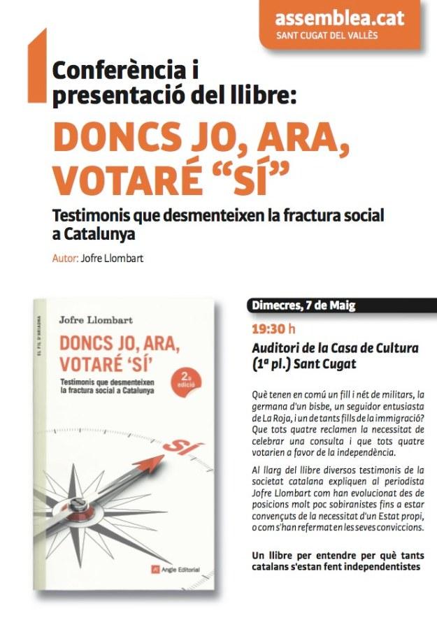 Presentació llibre JLlombart 140507