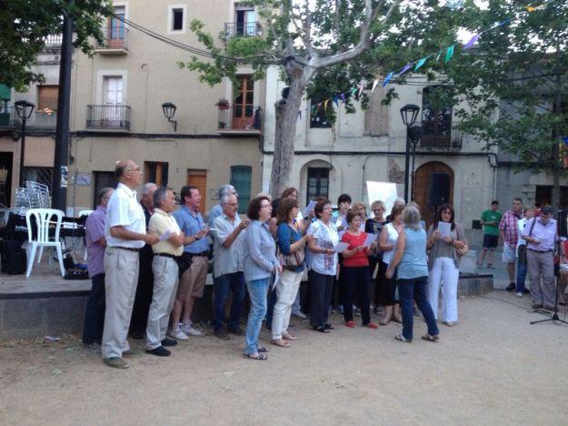 Ballada Sardanes Juny 2014