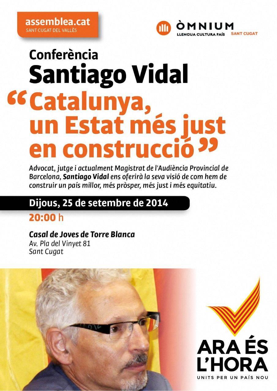 Judge Vidal a SantQ