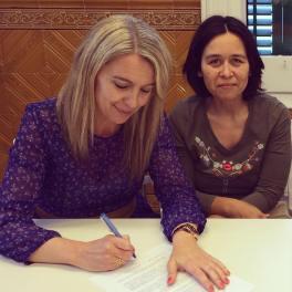 ERC - MES signant el compromís