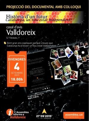 Història d'un futur Valldoreix 4 setembre
