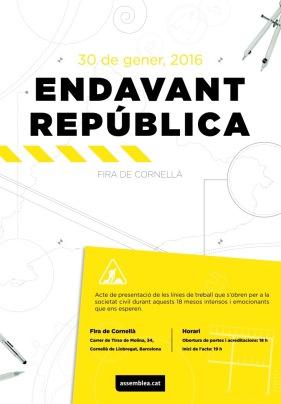 Endavant República