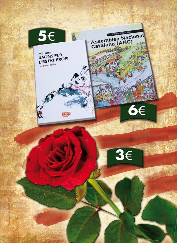 20160423 Cartell Sant Jordi