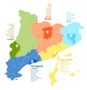 Mapa 11S 2016
