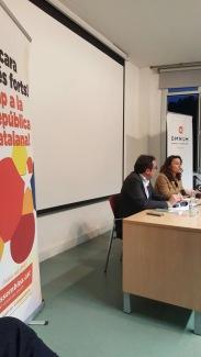 20170310 Conferència Referèndum o Referèndum Josep Rull 1