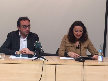 20170310 Conferència Referèndum o Referèndum Josep Rull 20