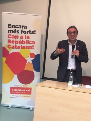 20170310 Conferència Referèndum o Referèndum Josep Rull 21